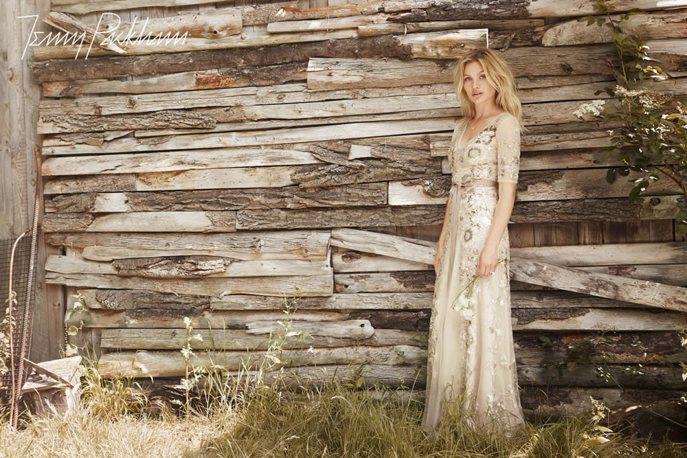 Jenny Packham 2017 Collection