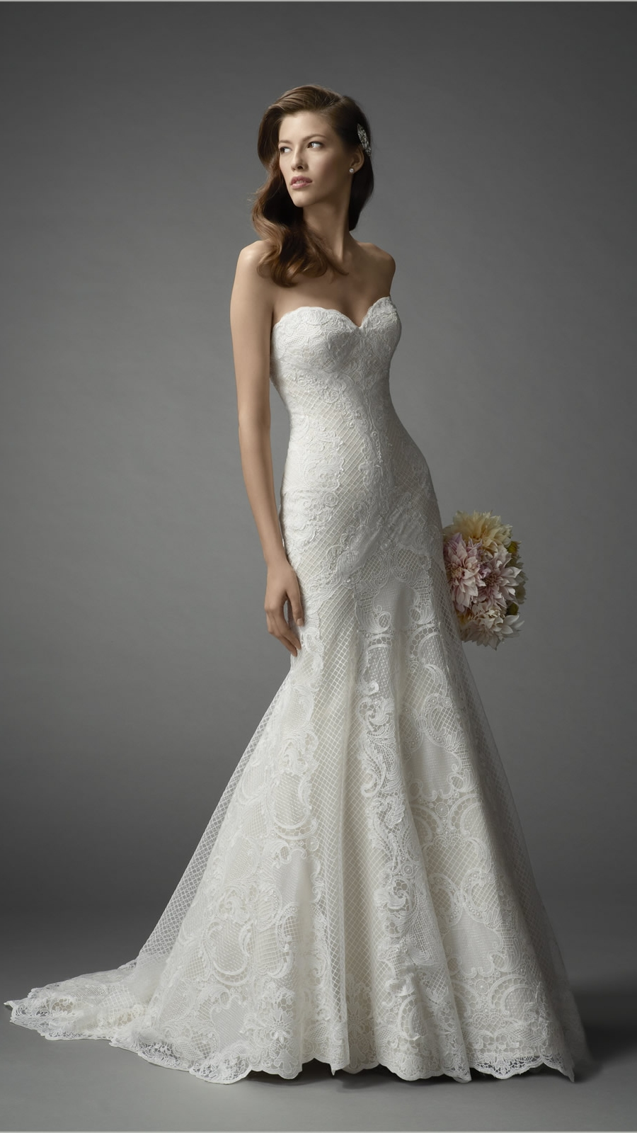 wedding dress watters and watters SP_WEB_7043B
