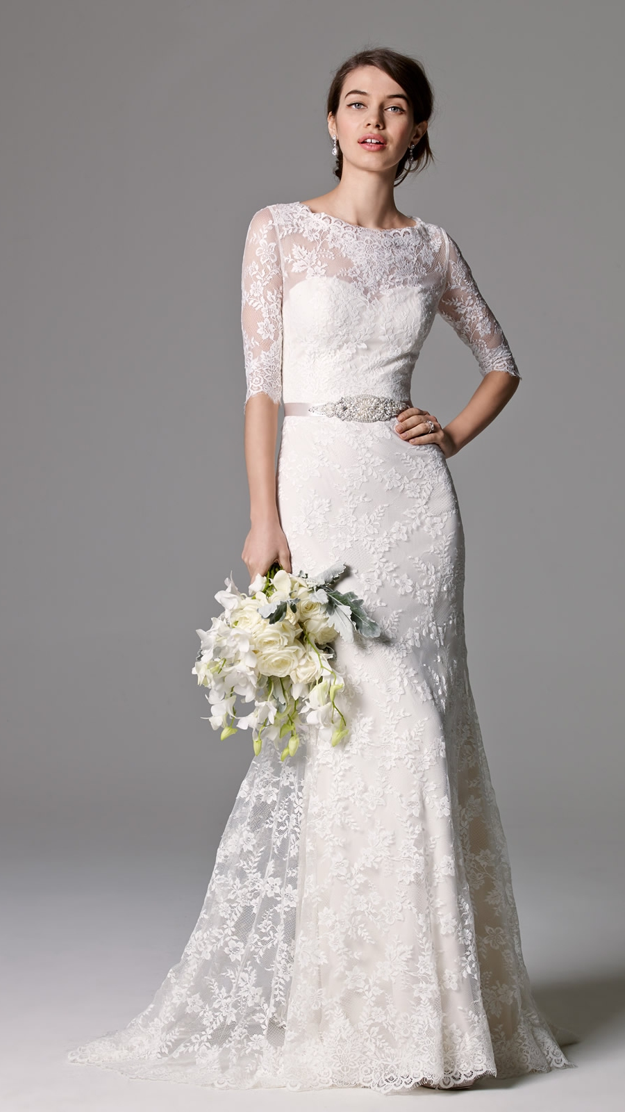 wedding dress watters and watters F15
