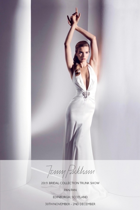 Jenny Packham trunk show – 2nd to 10th Dec 2018