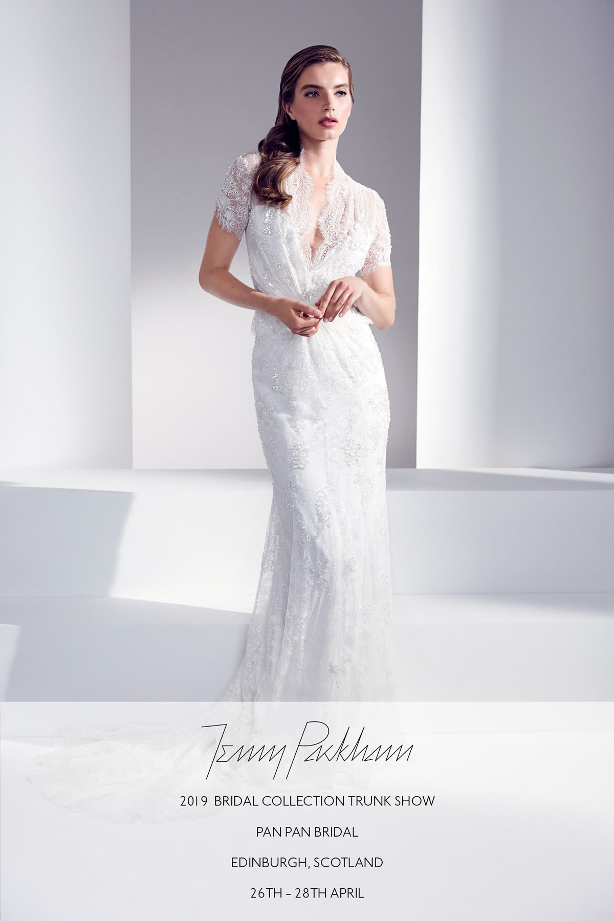 Jenny Packham trunk show – April 2019